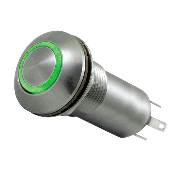Push button electrical switch